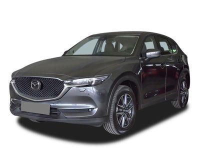 gebraucht Mazda CX-5 2.2 SKYACTIV-D 175 Sports-Line AWD (Navi)