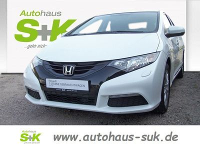 käytetty Honda Civic Comfort Klima//Sitzheizung