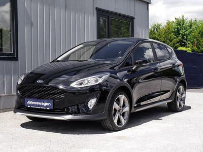 gebraucht Ford Fiesta Active 1.0 EB Navi+DAB+KeyFree+ParkPilot