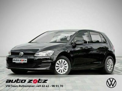 gebraucht VW Golf VII Trendline 1.2 TSI Klima Einparkhilfe