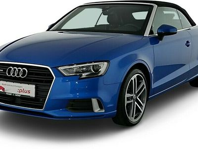 gebraucht Audi A3 Cabriolet A3 2.0TFSI qu S tro NaviXenonLeder