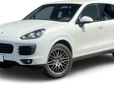 gebraucht Porsche Cayenne CayenneDiesel Platinum Edition |Standheizung|