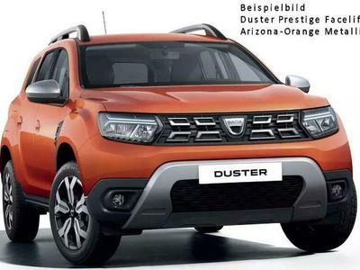 gebraucht Dacia Duster Prestige TCe 130 neues Modell, Sitzheizung, Rückfahrkamera, Blind Spot, Navi, Klimaautomatik...