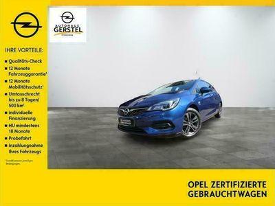 gebraucht Opel Astra Lim. 5türig 120 Jahre SHZ LHZ PDC