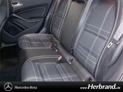 gebraucht Mercedes A180 d Urban Navi Tempomat PTS 17 Zoll