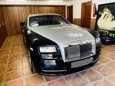 gebraucht Rolls Royce Wraith Grundausstattung