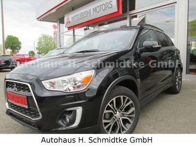 gebraucht Mitsubishi ASX 1.6 MIVEC 2WD ClearTec SUV-Star+