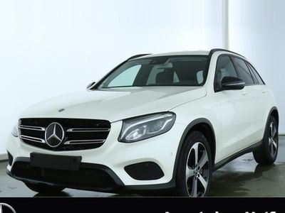 gebraucht Mercedes GLC250 4matic **Kamera/Distronic/Standhz/Night
