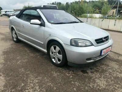 gebraucht Opel Astra Cabriolet G 2.2 16V Navi,Klima,2,2