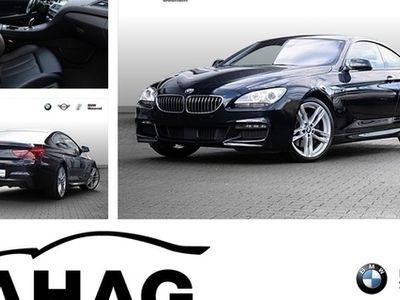 käytetty BMW 640 d xDrive Coupe M Sportpaket Navi Prof. TV PDC