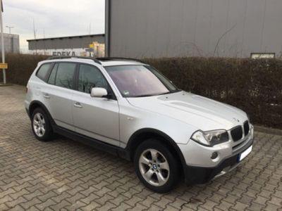 gebraucht BMW X3 2.0d M.Sportpaket, Panodach, PDC