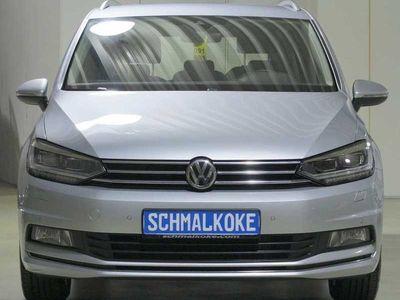 gebraucht VW Touran TDI2.0 SCR BMT DSG HIGHL Navi ParkAssist