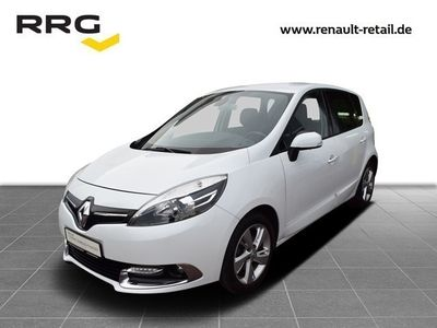 gebraucht Renault Scénic III 3 1.5 DCI 110 FAP DYNAMIQUE ENERGY VAN