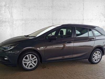 gebraucht Opel Astra 1.6 CDTI Edition scheckheftgepflegt Klima