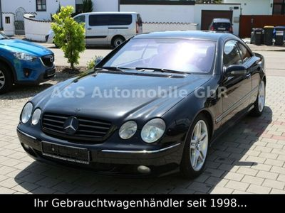 used Mercedes 600 CL-Coupe* VOLLAUSSTATTUNG *