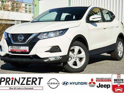 gebraucht Nissan Qashqai 1.3 140PS MT SHIRO Navi 17', Neuwagen, bei Autohaus am Prinzert Verkaufs GmbH + Co KG