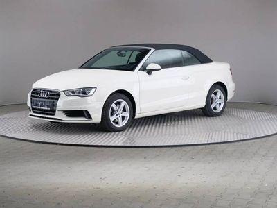 gebraucht Audi A3 Cabriolet 2.0 TDI S tronic clean diesel Attraction