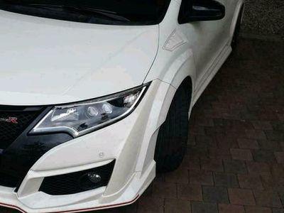 gebraucht Honda Civic Type R Championschip White