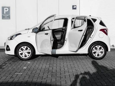 gebraucht Hyundai i10 Basis Start-Stop-Automatik/Reifendruckkontro