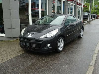 gebraucht Peugeot 207 CC Platinum HDi Leder/Klima/SHZ