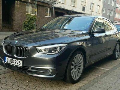 gebraucht BMW 535 Gran Turismo d Xdrive/9,9tkm/luxury/night visi/softclos als Limousine in Düsseldorf