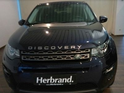 gebraucht Land Rover Discovery Sport SE TD4 Pano Bi-Xenon PTS Kamera