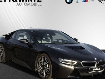 gebraucht BMW i8 Coupe 20'' LM LED HUD HiFi Navi DAB PDC Alarm