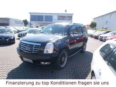 gebraucht Cadillac Escalade 6.2 V8 Sport Luxury Autom.Multimedia