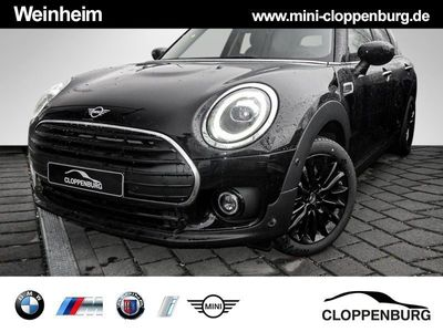 gebraucht Mini One Clubman Chili LED Navi Komfortzg. Tempomat