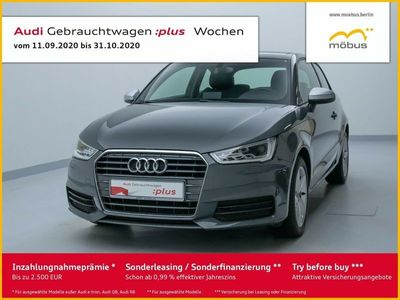 gebraucht Audi A1 1.0 TFSI Design S-TRO*PANO*PDC*SHZ*XEN