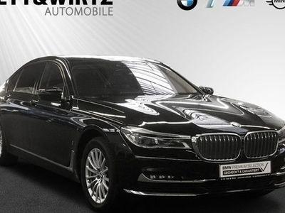 käytetty BMW 740 Le xDrive iPerformance