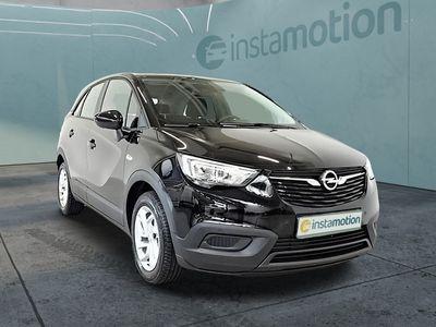 gebraucht Opel Crossland X Crossland X1.2 Edition EURO 6d