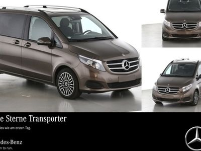 używany Mercedes V220 Edition Kompakt Navi+DAB+AHK