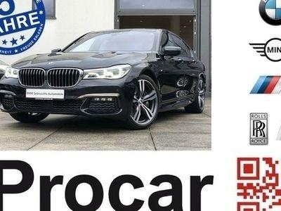 käytetty BMW 750 i xDrive M Sport Glasd. DA+ HuD 20Zoll RFK