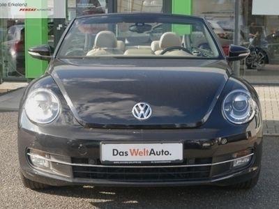 usado VW Beetle Cabriolet Sport 2.0 TDI Bi-Xenon, Tempomat,