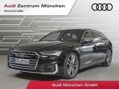 "gebraucht Audi S6 Avant TDI 21"" Standhz. HD MatrixLED B&O Leder Assistenz tiptronic"