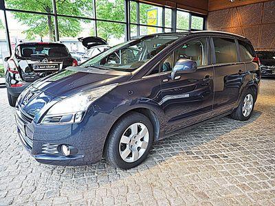 gebraucht Peugeot 5008 Style +Panoarama+AHK+Navi+Xenon+
