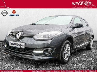 gebraucht Renault Mégane 1.2 TCe 115 Limited ENERGY