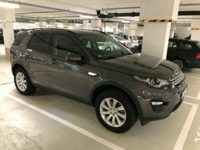 gebraucht Land Rover Discovery Sport TD4 Aut. HSE