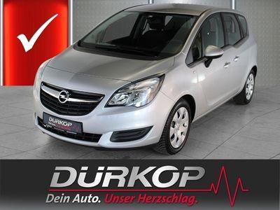 gebraucht Opel Meriva B Edition 1.4 Turbo Klimaanlage PDC
