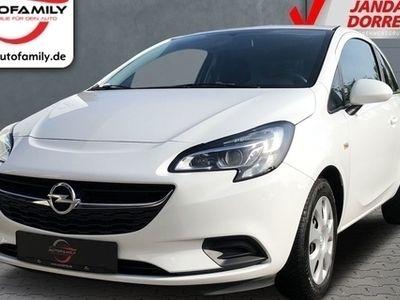 gebraucht Opel Corsa E 1.4 Turbo Edition +XENON+OPC-LINE+
