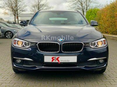 gebraucht BMW 328 i xDrive Touring SportLine/HeadUp/ R cam/Pano