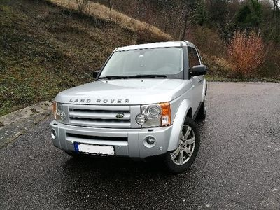 gebraucht Land Rover Discovery TD V6 Aut. HSE
