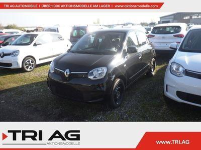 gebraucht Renault Twingo Limited SCe 75 RDC Klima LED-Tagfahrlicht Multif.Lenkrad NR AUX USB MP3 ESP