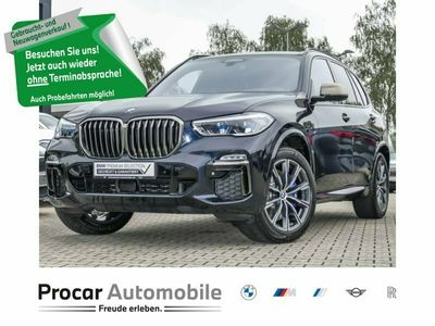 gebraucht BMW X5 M50 d Gestiksteuerung HiFi