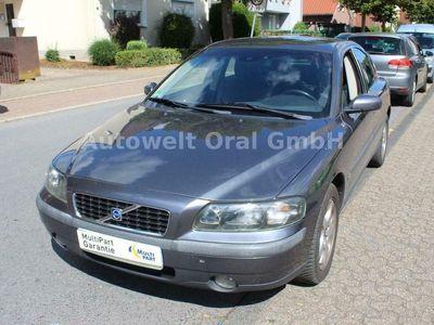 gebraucht Volvo S60 Lim. Bi-Fuel*KLIMA*ERDGAS*TOP!!