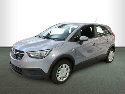 gebraucht Opel Crossland X - EDITION 1.2 TURBO S/S 81KW 6G