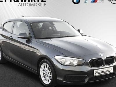 käytetty BMW 116 i Navi Klima 16''LM