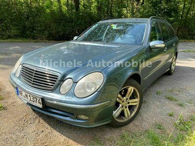 gebraucht Mercedes E500 4MATIC AVANTGARDE