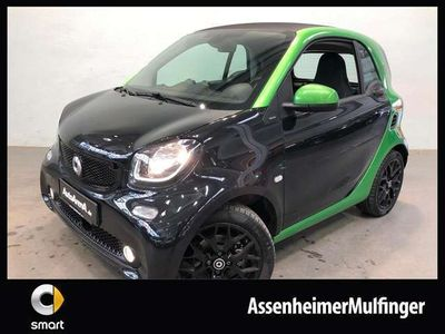 gebraucht Smart ForTwo Electric Drive coupé passion **Cool & Med